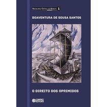 Livro - Direito Dos Oprimidos, O Vol. 1 - Novo - Frete Gráti