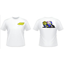 Camiseta Valentino Rossi The Doctor 46 Moto Gp Yamaha R1