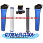 Conjunto Tratamento De Água Residencial Globalfiltros 3000