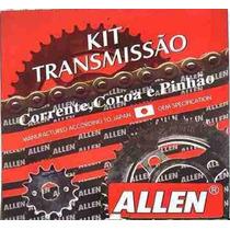 Kit Relação Transmissão Dafra Next 250 (allen)