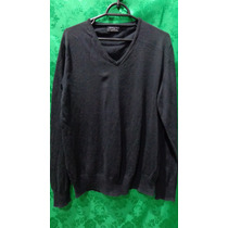 Blusa Pulover Feminino Marca Zara Tm/g