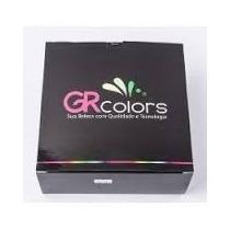 Dermografo Gr4000+pigmento+lupa+agulhas+frete Grátis