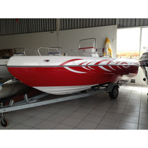 Lancha / Barco Fly Fish 210 Motor 150 Hp Mercury
