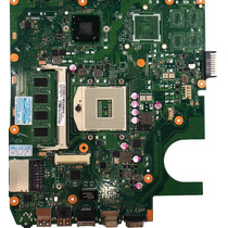 Placa Mãe Notebook Asus X45vd Main Board (3537) 100% Nova
