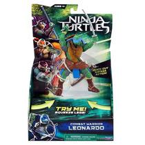 Tartaruga Ninja Boneco Articulado 18 Cm Filme Novo