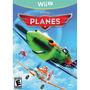 Jogo Novo Lacrado Planes Aviões Da Disney Para Wii U