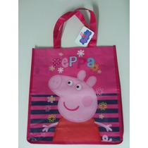Sacola Para Presente Peppa Pig - Pronta Entrega