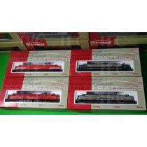 Locomotiva Elétrica V8 Paulista, Rffsa E Fepasa Frateschi Ho