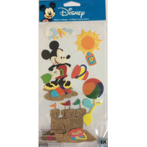 Adesivo Sticko Autocolante Ek Sucess - Fun In The Sun Mickey