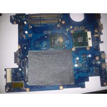 Placa Mãe Com Processador Notebook Samsung Rv410 Nao Mexida