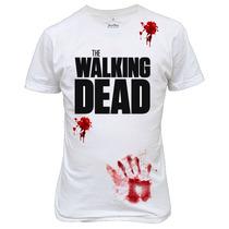 Camiseta Ou Baby Look The Walking Dead Infectados