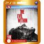 The Evil Within (código Id Ps3) - Envio Rápido!