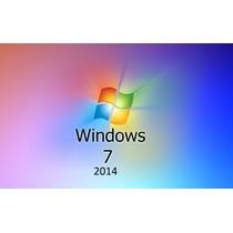Cd De Instalação Do Wind©ws 7 Professional 2014