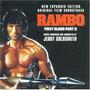 Cd Rambo Ii = Trilha Ost [import] Novo Lacrado