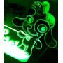 Luminária Acrílico 6mm Personalizado Com Led - Doki