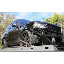 Rang Rover Sport 2012 Sucata Motor/caixa/lat Amania Imports