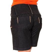 Plus Size Jeans Preta 46 Temos Calças Hot Pants Sawary 229