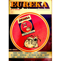 Eureka Nº 5 - Editora Vecchi