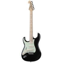 Guitarra Tagima T635 Lh Canhoto Preto Na Cheiro De Música !!