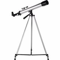 Luneta Telescópio Astronômico Refrator Com Tripé 100x