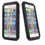 Capa Lunatik Taktik + Gorilla Glass Iphone 6 C/ Touch Id