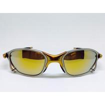 Oculos Oakley Metal 24k Carbon Juliet Double