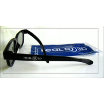 Óculos 3d Passivo Polarizado Reald Tv Leds 3d Lg Sony Jvc