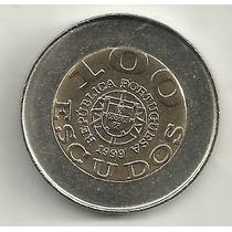 100 Escudos - Portugal - Unicef - República Portuguesa