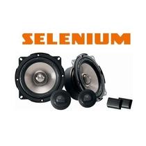 Kit 2 Vias 5 Pol Jbl/selenium 52v2a - 100w Rms C/ Crossover