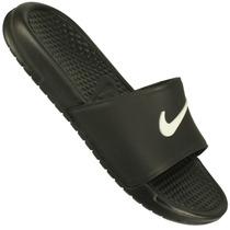 Chinelo Nike Masculino Benassi Shower Slide Original Freecs