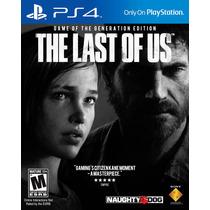 The Last Of Us Remastered - Português - Psn - Ps4 - Primario