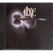 Axe/halloween Split Cd Hard/heavy(ex+) Import