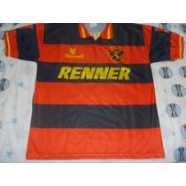 Camisa Sport Recife#13 Usada Em Jogo, Número Pintado 1995
