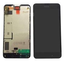 Display Lcd Tela Touch Nokia Lumia 630 Original Muito Barato
