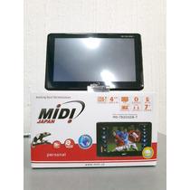 Gps Midi 7 Tv / Câmera De Re Md-7820isdb-t
