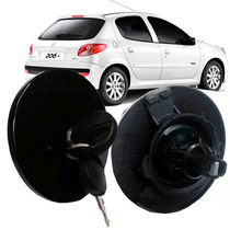 Tampa Tanque Combustivel Peugeot 206 207 08/ 206 Sw 99/