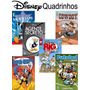 Revista Quadrinho Disney Big Pateta Mickey Donald Avulso +nf