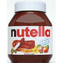 Nutella Creme De Avelã - 1 Pote Com 350gr..