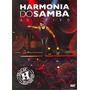 Dvd Harmonia Do Samba - Ao Vivo - Novo E Lacrado Rarissimo