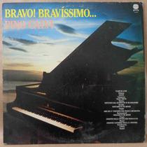 Pino Calvi Lp Nacional Usado Bravo! Bravíssimo 1989