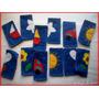 Brinquedo Pedagógico -jogo Da Memória - Feltro