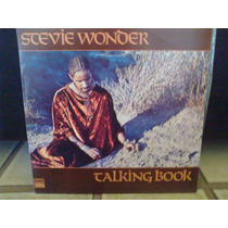 Lp - Stevie Wonder - Talking Book - C/encarte