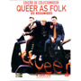 Queer As Folk Os Assumidos 1ª E 2ª Dvd Original Novo Lacrado