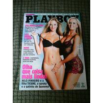 Playboy N. 333 Abr/2003 Helo Pinheiro Ticiane Leia O Anuncio