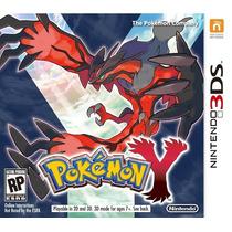 Pokemon Y Pokémon Nintendo 3ds Xl Original Lacrado
