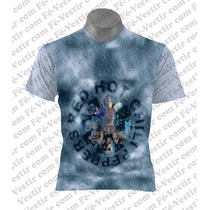 Camiseta Rock - Red Hot Chili Peppers