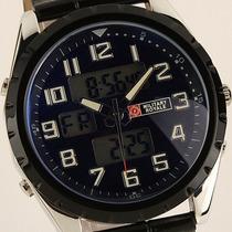 Relógio Military Royale Suíço Mr007 Digital / Analógico