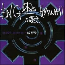 Cd - Engenheiros Do Hawaii 10.001 Destinos Ao Vivo