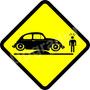 Adesivo Frete Grátis Carro Rebaixado Enroscado Fusca Socado.