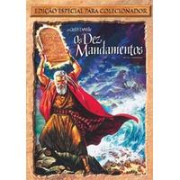 Dvd Os Dez Mandamentos - Ed. Especial - Duplo